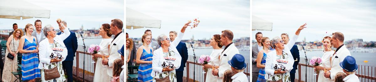 Brollopsfotograf Stockholm